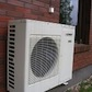 Mini split heat pump outdoor unit picture