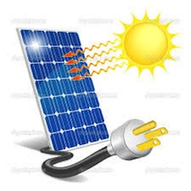 Solar Photovoltaics illustration